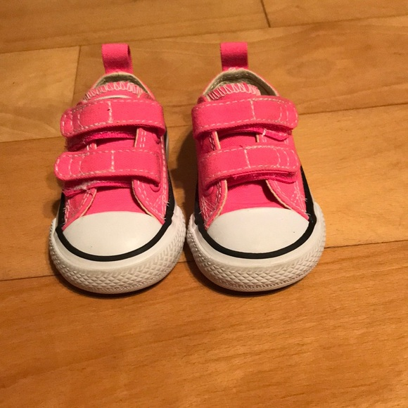 eb4827a0eb4 Converse Other - Infant baby girl pink converse